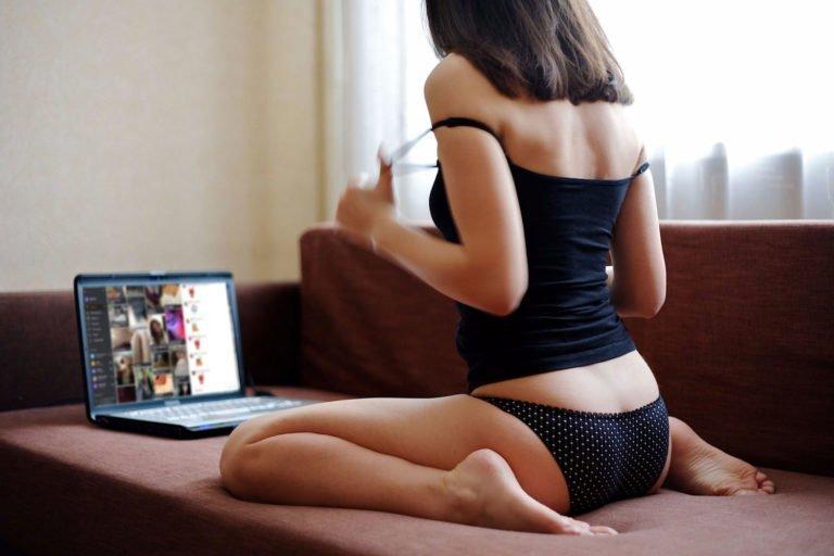 Секс по веб камере
